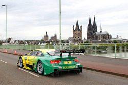 Voiture de Mike Rockenfeller, Audi Sport Team Phoenix Audi RS 5 DTM