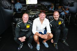 阿尔伯特·范·坦·塔克西、托马斯·恩格和WRC车手马丁·普罗科普