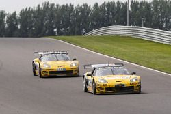 #17 Callaway Competition Corvette Z06.R GT3: Lennart Marioneck, Remo Lips