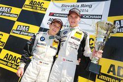 Winnaars Claudia Hurtgen, Dominik Baumann