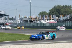 #13 RWT Racing Takımı Corvette Z06.R GT3: David Jahn, Sven Barth
