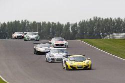 #14 MRS-GT-Racing 迈凯伦 MP4-12C GT3: 弗洛里安·斯潘格勒, 马可·阿斯玛