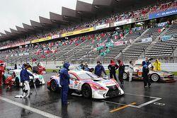#39 Lexus Team Sard Lexus SC430: Oliver Jarvis, Hiroaki Ishiura