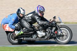 Russell Bleach et Daniel Reilly BMW 980cc