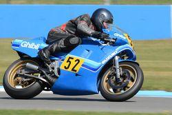 Fred Burbridge, Suzuki RG 500cc
