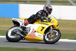 Stu Melen, 铃木 RG 500cc