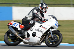 Paul Willby, Yamaha FZ 600cc