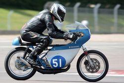 Terry Brocklehurst, 铃木 350cc