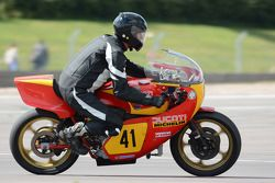 Mark George, Pantha Ducati 600cc