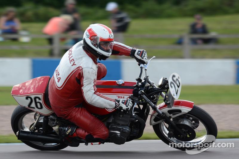 Tim Wooley, Rob Nord Rocket 750cc