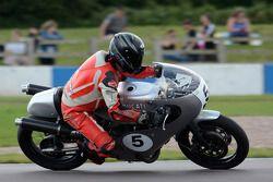 Hasse Gustafson, AVA Ducati 750cc