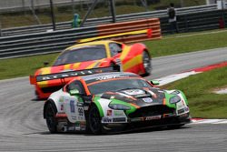 #99 CRAFT Racing Aston Martin: Jonathan Venter, Daniel Bilski