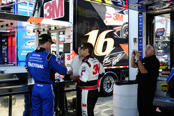 Carl Edwards, Roush Fenway Racing Ford ve Greg Biffle, Roush Fenway Racing Ford