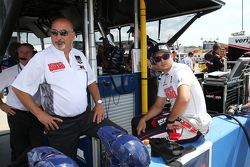 Bobby Rahal and Graham Rahal