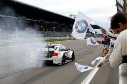 Le vainqueur Marco Wittmann, BMW Team RMG BMW M4 DTM