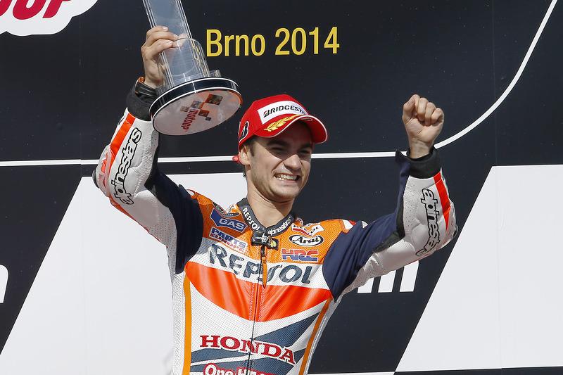 2014 : Dani Pedrosa (Repsol Honda Team)