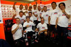 比赛获胜者 达尼·佩德罗萨, Repsol本田车队