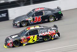 Reed Sorenson, Chevrolet et Jeff Gordon, Hendrick Motorsports Chevrolet