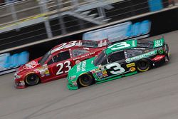Alex Bowman, Toyota e Austin Dillon, Richard Childress Racing Chevrolet