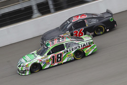 Kyle Busch, Joe Gibbs Racing Toyota ve Reed Sorenson, Chevrolet