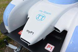 Perrinn Limited myLMP1 Showcar