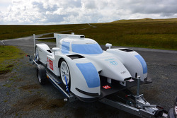 Шоу-кар Perrinn Limited myLMP1, презентация.