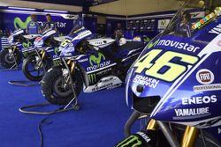 Garaje de Yamaha