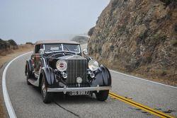 1937 Rolls-Royce Phantom III Vanvooren Sports Cabriolet