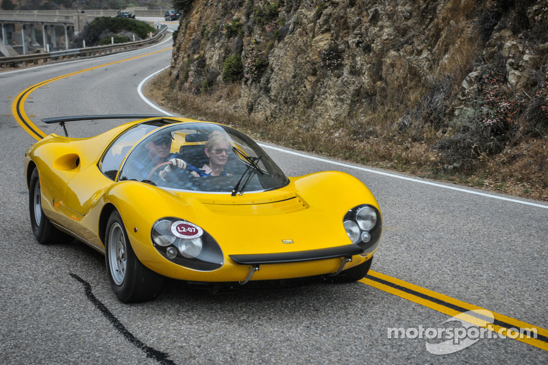 Laguna Seca Raceway >> 1967 Ferrari 206 Dino Competizione Pininfarina Coupe at Monterey Motorsports Reunion