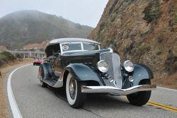 1933 Chrysler CL Imperial Custom LeBaron Phaeton