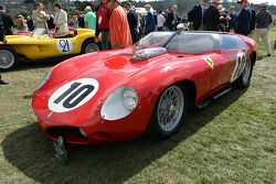 1961 Ferrari 250 TR161 Fantuzzi Spyder
