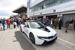 Auto de seguridad BMW