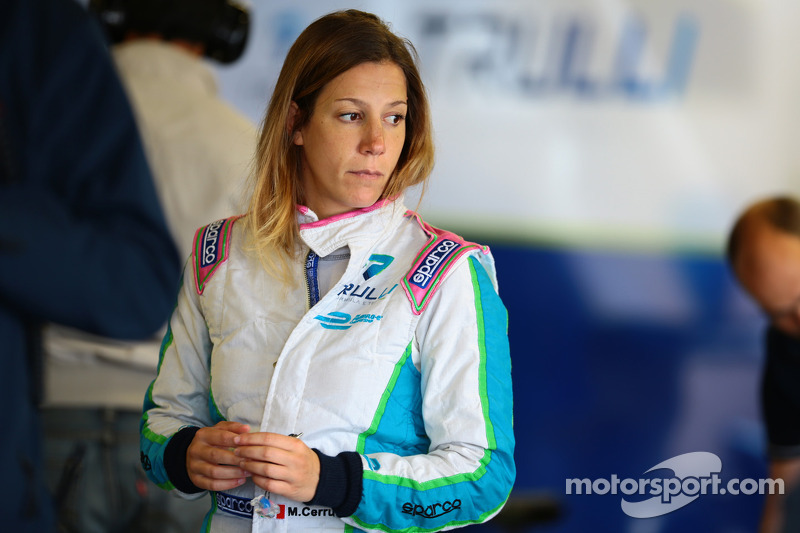 Fórmula E Michela Cerruti, Trulli