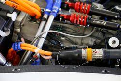 La planta de poder del Spark-Renault STR_01E