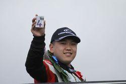 Vainqueur: Martin Cao