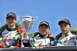 Vainqueur: Matt Rao, 2ème Martin Cao, 3ème Peter Li Zhi Cong