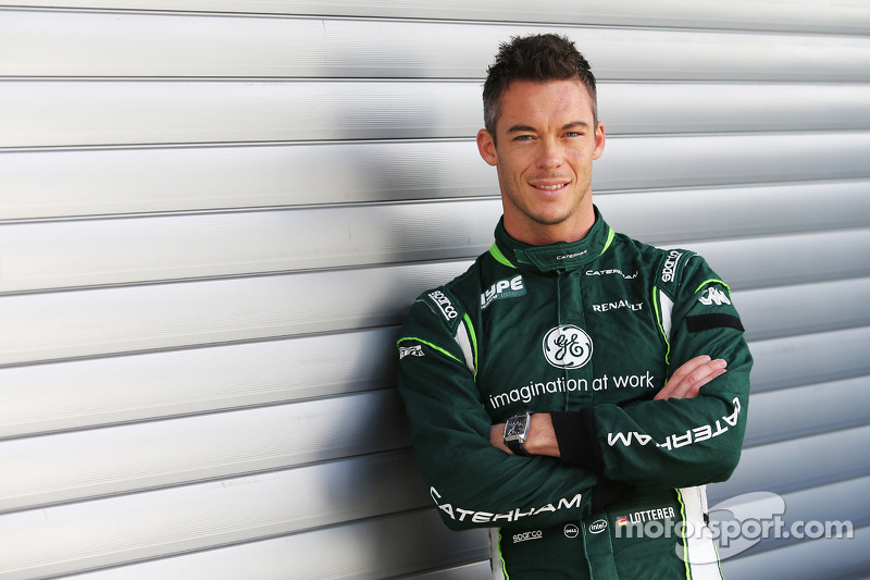 2014: Андре Лоттерер вместо Камуи Кобаяши (Caterham, Гран При Бельгии)