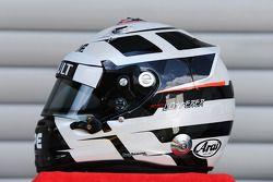 Helm von Andre Lotterer, Caterham F1 Team