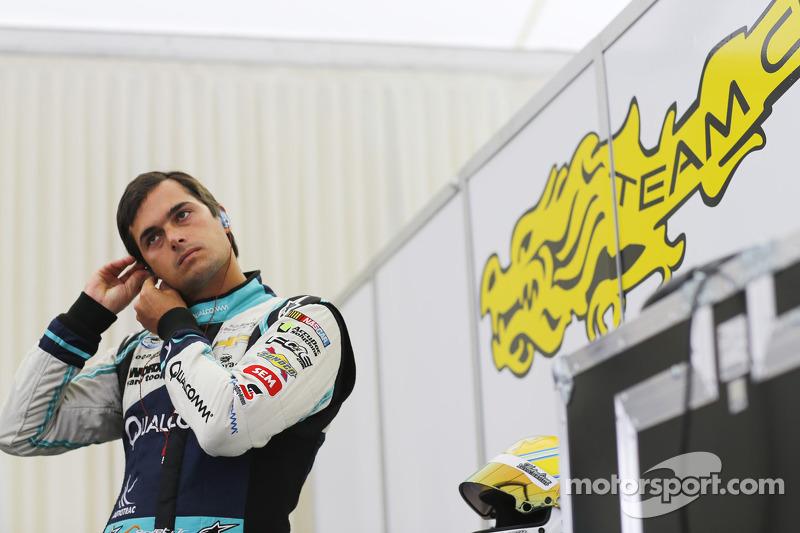 Após passagem pela NASCAR, Nelsinho Piquet foi contratado pela então equipe China Racing, na temporada inaugural da Fórmula E (2014-2015).