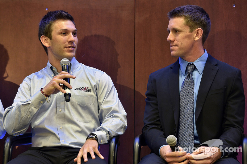 Daniel Suarez ve Carl Edwards