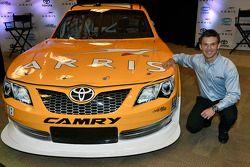 Daniel Suarez Nationwide car unveil