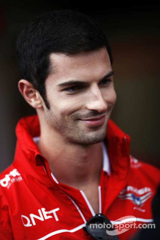 Alexander Rossi, Marussia F1 Team