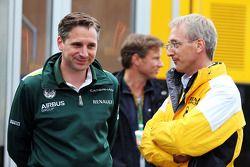 Christian Albers, Caterham F1 Team, Team Principal