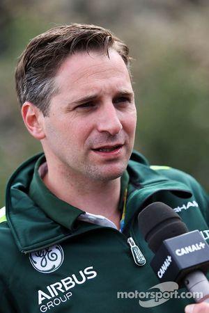 Christian Albers, Teamchef Caterham F1 Team