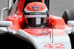 Alexander Rossi, Marussia F1 Takımı