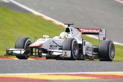 Arthur Pic en GP2 à Spa-Francorchamps