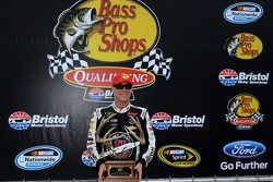 Pole position Kevin Harvick, Stewart-Haas Racing Chevrolet
