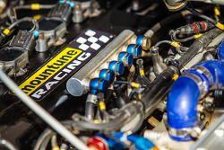 #07 SH Racing Rallycross Ford Fiesta ST motore