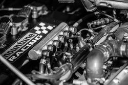 Motor do #07 SH Racing Rallycross Ford Fiesta ST