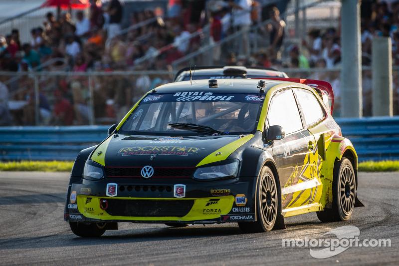 #34 大众 安德雷蒂 Rallycross 大众 Polo: 泰纳·福斯特